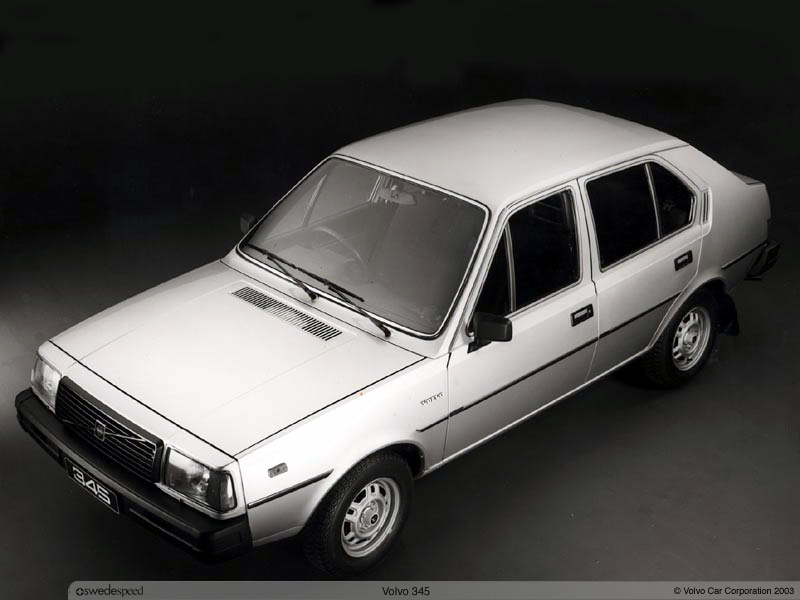 1976 Volvo 345 1