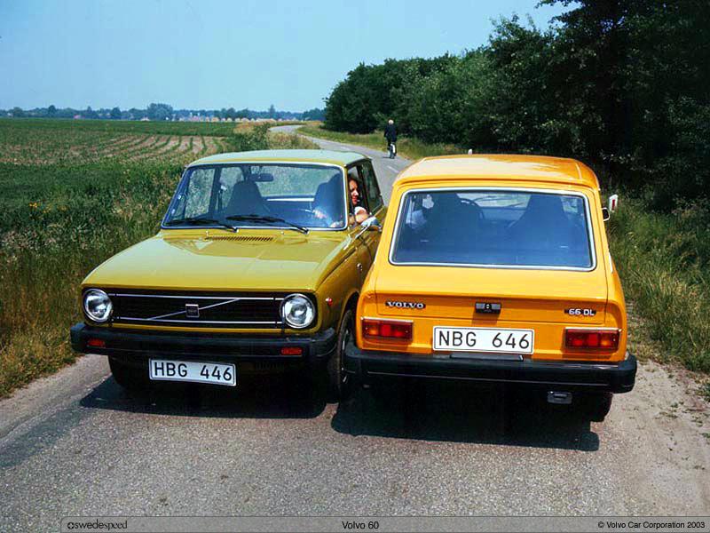 1976 Volvo 66 3