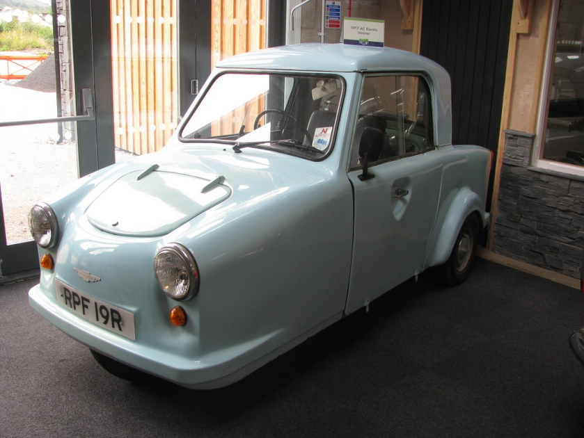 1977 AC Electric Invocar