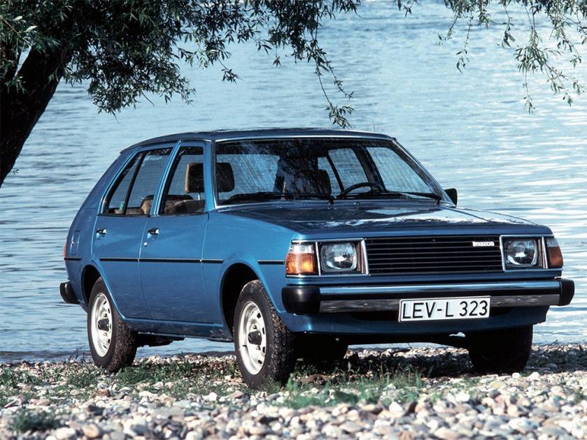 1977 Mazda 323 Bl
