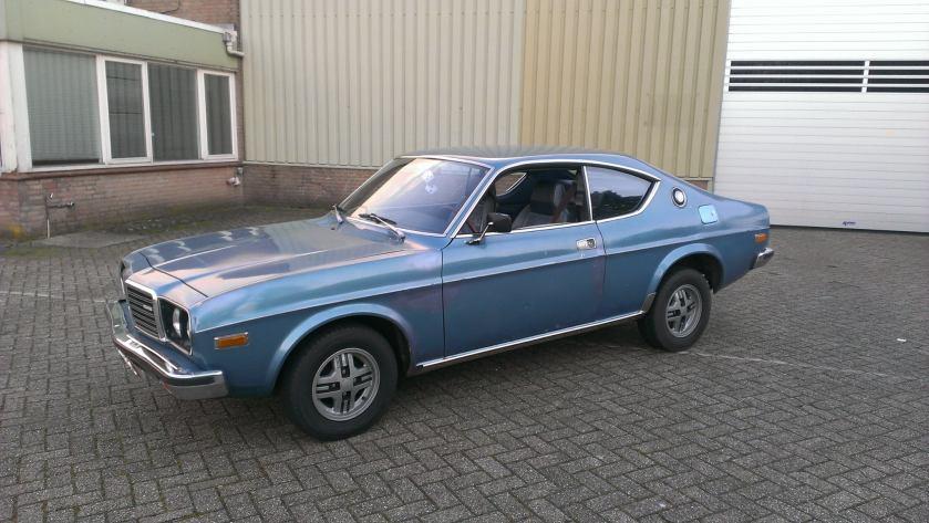 1977 Mazda 929 coupe