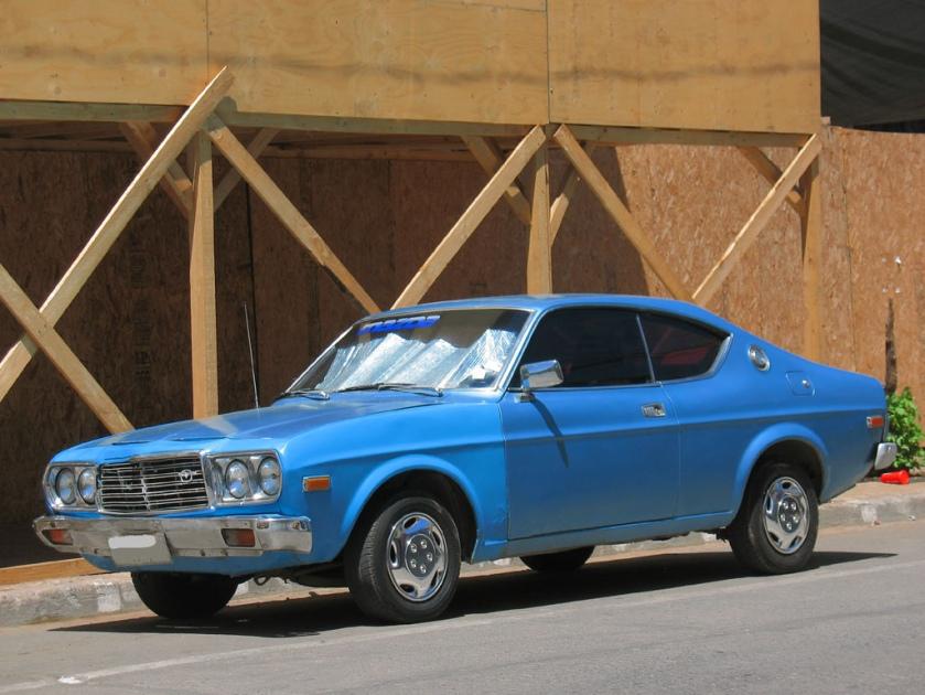 1977 Mazda 929 Hardtop Coupe
