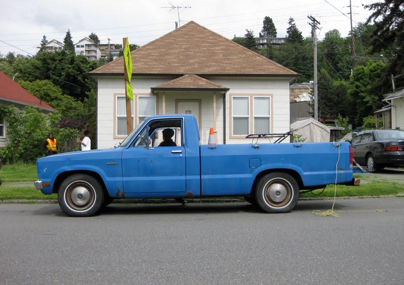 1977 Mazda B Series B1800 Pickup Truck Minitruck 1