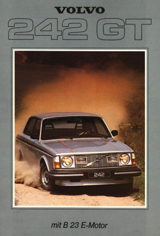 1977 Volvo 242 4