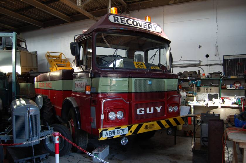 1978 Guy recovery truck Vintage Vehicles Shildon