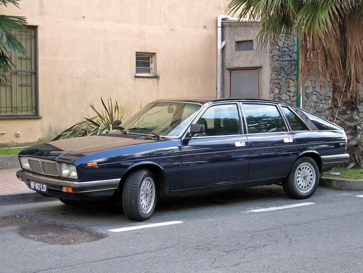 1978 Lancia Gamma