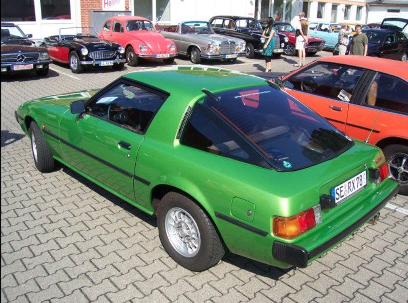 1978 Mazda RX-7 1978