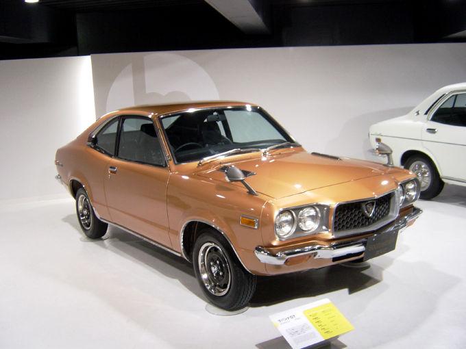 1978 Mazda-rx3-1ª Geração