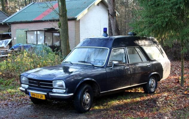 1978 Peugeot 504 Ambulance