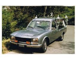 1978 Peugeot 504 lijkenwagen
