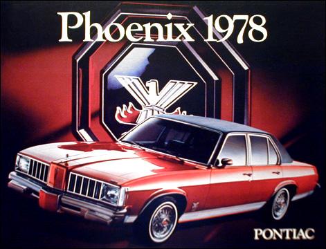1978 Pontiac Phoenix