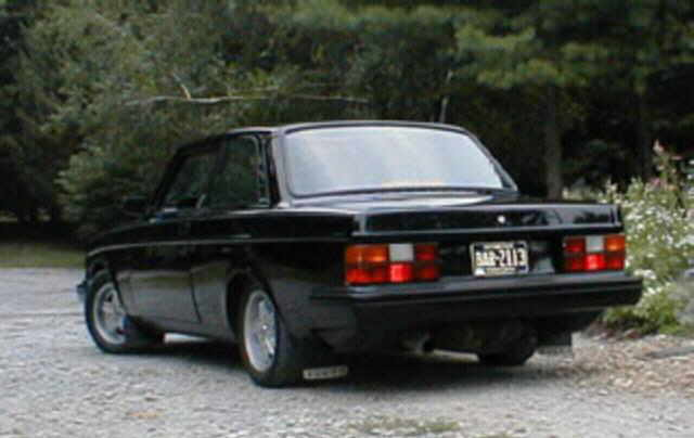 1978 Volvo 242 5