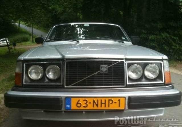 1978 Volvo 262 c bertone coupe