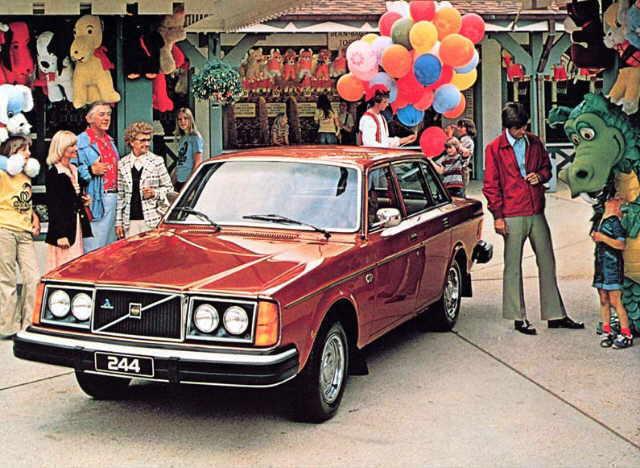1978 Volvo 264 4