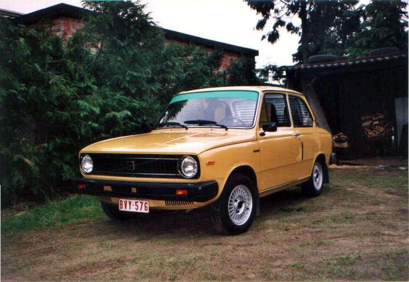 1978 Volvo 66 4