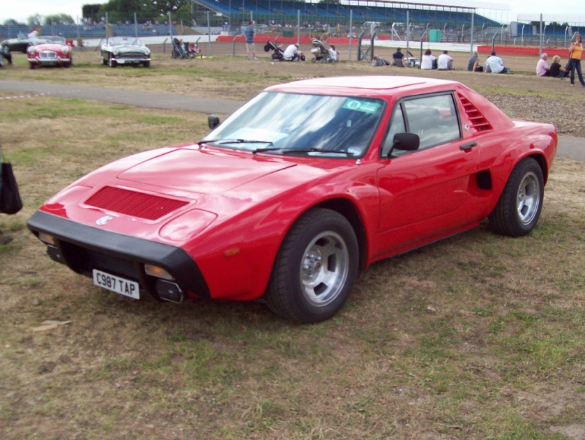 1979-85 AC 3000ME Engine 2994cc