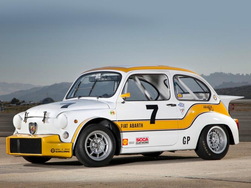 1979  Abarth 1000 TCR Gruppo 2