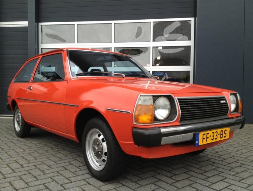 1979 Mazda 323 uit 1979