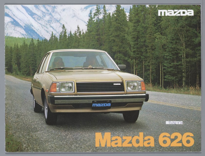 1979 Mazda 626 Pa