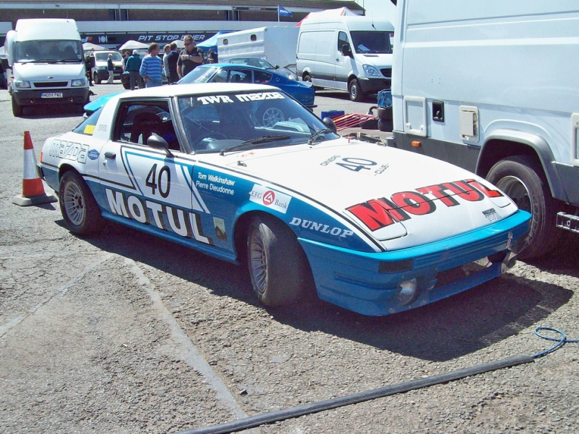 1979 Mazda RX7  Engine 1.2 ltr Rotary