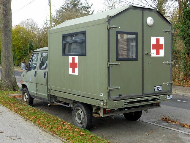 1979 peugeot j5 ambulance