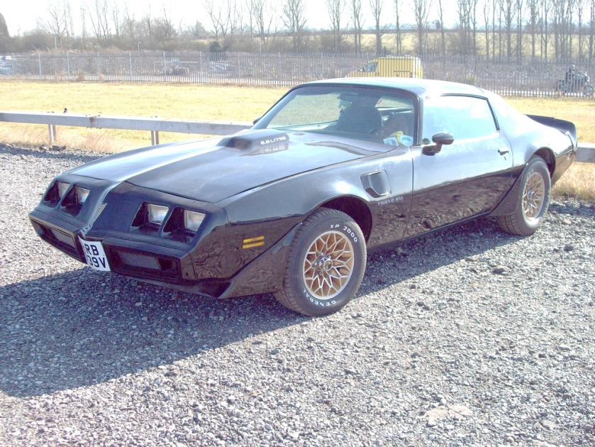 1979 Pontiac trans Am Engine 400 Ci