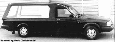 1979 Saeby Volvo 264 Kurt Christensen