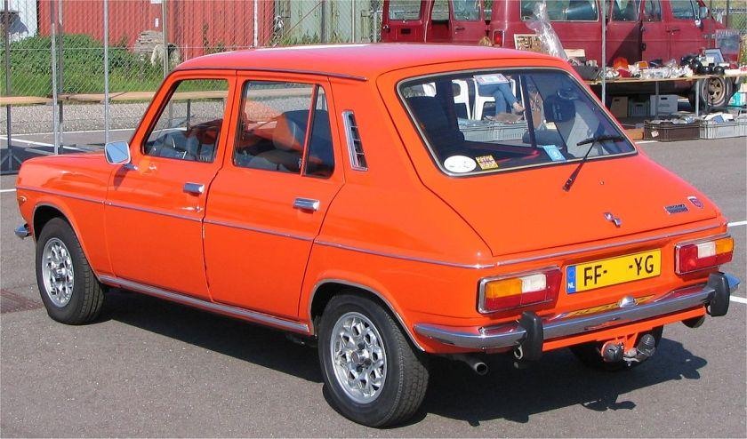 1979 Simca 1100 Special hatchback