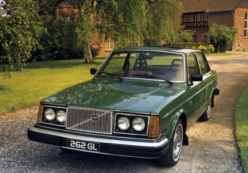 1979 Volvo 262 4