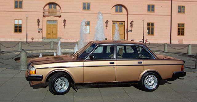 1979 Volvo 264 3