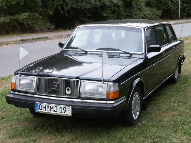 1979 Volvo 264 5