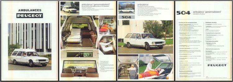 1980 ambulance nl complete