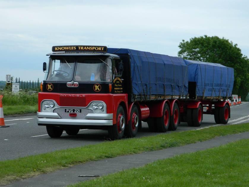 1980 guy 8 wheeler knowles transport