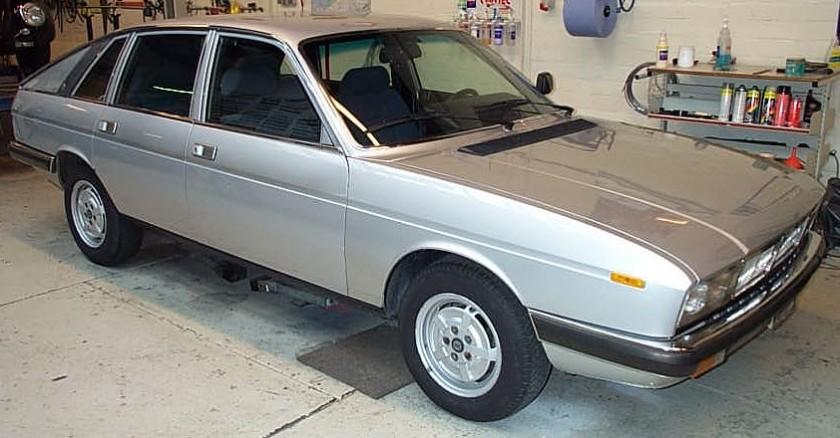 1980 Lancia Gamma Berlina