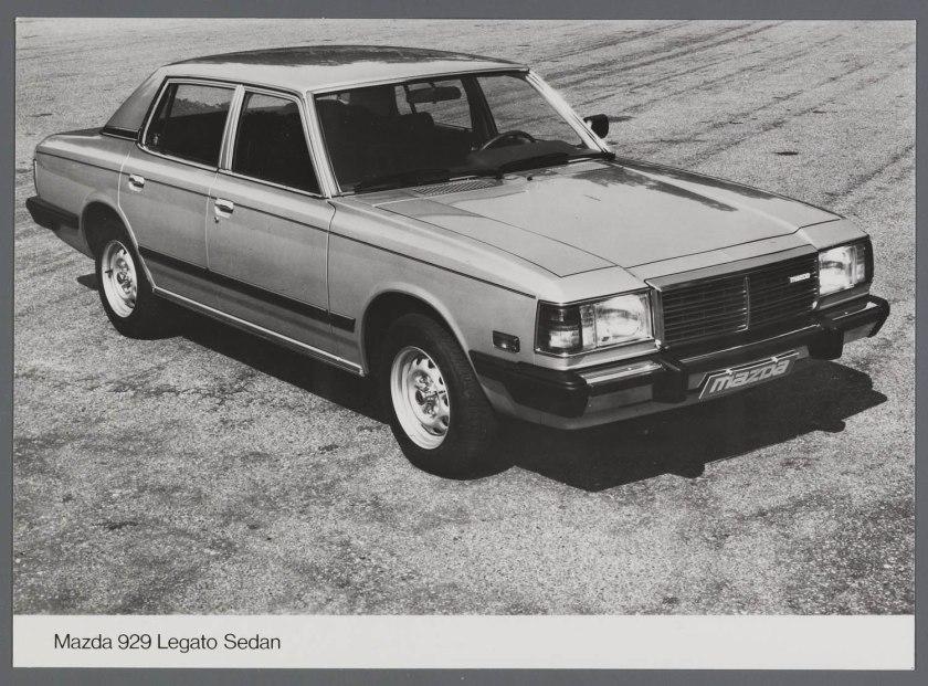1980 Mazda 929 Legato Sedan