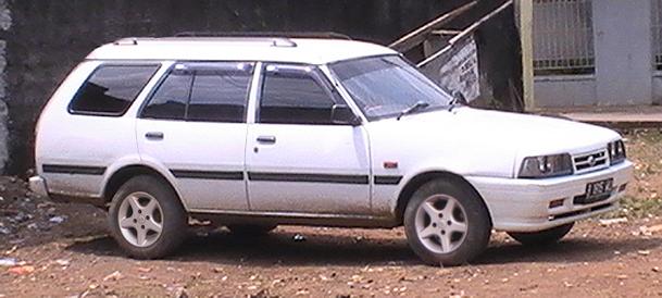 1980 Mazda Van trend fr
