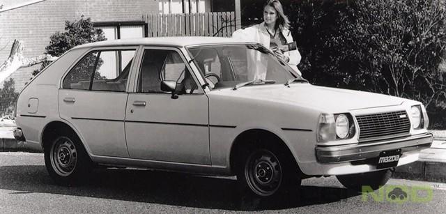 1980 MAZDA