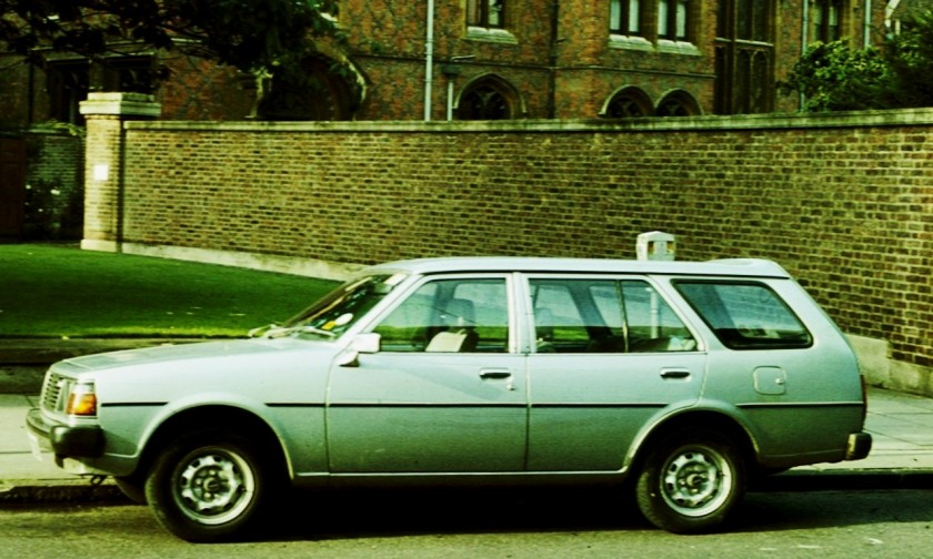 1980 Mazda_323_estate_1980_Silver_Steet