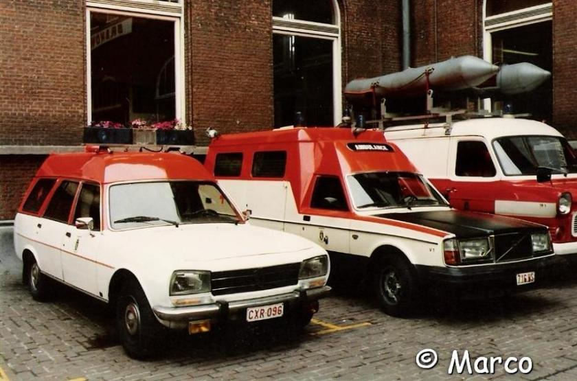 1980 peugeot 504 B