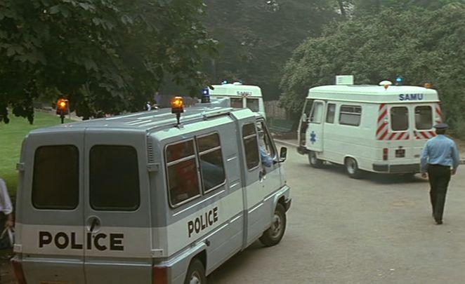 1980 Peugeot J9 Ambulance