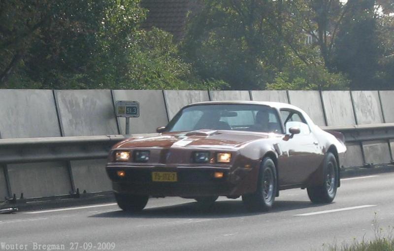 1980 Pontiac TransAm