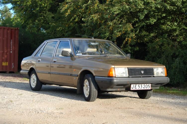 1980 Talbot Simca Solara GL årg.