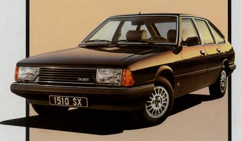 1980 Talbot Solara, Talbot 1510