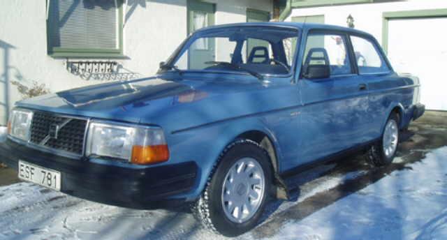 1980 Volvo 242 3