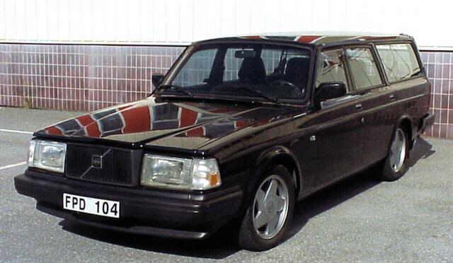 1980 Volvo 245 3