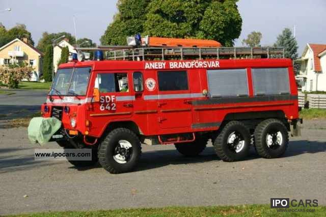 1980 Volvo C306 6x6 LWB Fire 6WD TGB13 TGB20 Off-road