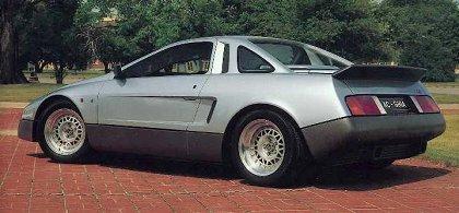 1981 AC ME3000 Ghia