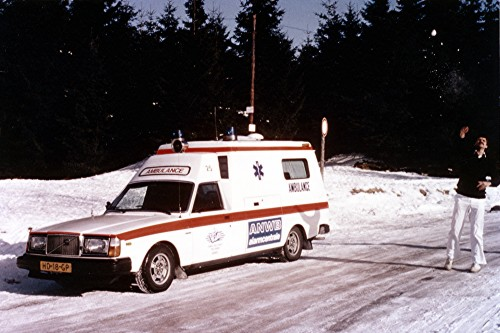 1981 Ambulance Volvo HD-18-GP