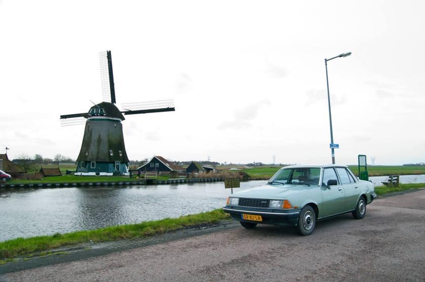 1981 Mazda 626 sedan