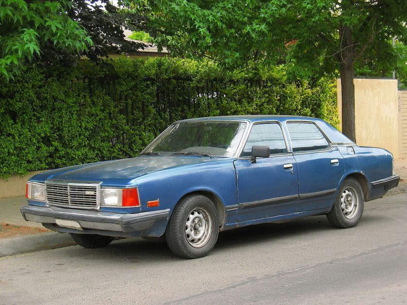 1981 Mazda 929 2.0 Hardtop